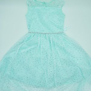 Rare Editions Girl Formal Mint Dress NEW